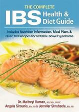 The Complete IBS Health and Diet Guide: Includes Nutrition Information-ExLibrary