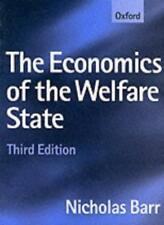 The Economics of the Welfare State-N.A. Barr, 9780198775812