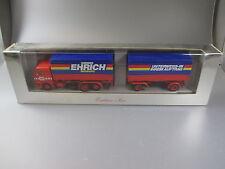 """Herpa : Mercedes Benz Roadtrain """" Werner Ehrich """" Nienburg (SSK60)"""