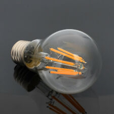 Retro E27 16W Edison Filament COB LED Bulb A60 Lamp Warm White Draw-room Lights