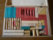 Ancien jeux en bois- Construction Moderne .Maison en bois
