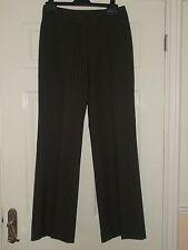 M & S Pin Pantalones De Rayas (Tamaño 8 L)