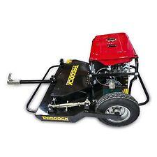 Tow Behind Finishing Mower Slasher Petrol ATV Quad Bike Mower Tractor Warranty