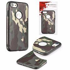 ^ Moro Camouflage Schutz-Hülle Armee Militär Back Case Grün Huawei P9 Lite 2017