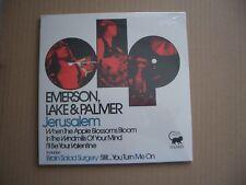 "EMERSON, LAKE & PALMER - JERUSALEM - 7"" P/S - NEW / SEALED - RSD 2013 - ELP"
