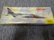 Maquette vintage Heller - Jaguar Versions A,E au 1/72