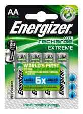 Piles ENERGIZER ACCU RECHARGEABLE 2300mAh LR06 AA Lot de 4