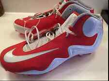 NEW NIKE AIR ZOOM FLYPOSITE TD FOOTBALL SPIKES TENNIS SHOES CLEATS SIZE 16