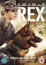 Rex  with Kate Mara New (DVD  2017)