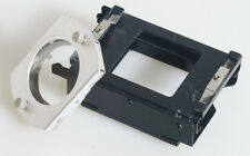 35MM SLIDE COPY STAND AND HEAT GLASS ADAPTER FOR LIGHT