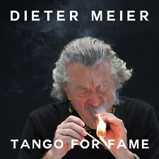 Dieter Meier TANGO FOR FAME 20-track Mint CD w/12-page booklet & postcard YELLO