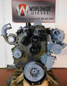 2000 Detroit Series 50 DDEC IV Diesel Engine, 320HP. Good For Rebuild Only