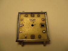 #35: Mens Vintage Vulcain Stainless Steel Watch Case plus Dial
