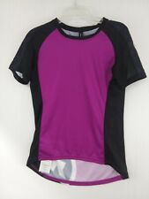 ASSOS Trail Jersey Women's XS  Cactus Purple NWT Short Sleeve