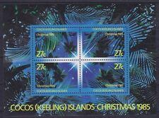 Salomoninseln Nr.759-762+block 30** Weihnachten Briefmarken 271261 Sonstige