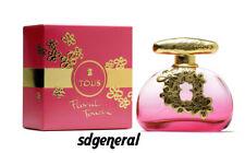 TOUS Floral Touch - Women 3.4 oz / 100 ml Eau de Toilette New in Box