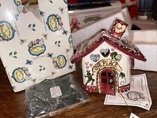 Clayworks By Heather Goldbinc Blue Sky Our Place House Unused With Box