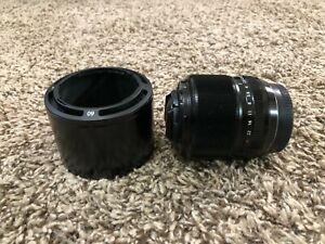 Fujifilm Fuji Fujinon XF 60mm f2.4 R Macro Lens