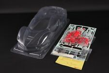 Tamiya 51544 1/10 RC LaFerrari 190mm Body Set On Road Car Spare Parts SP1544