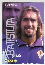 Figurina MUNDI MC CARDS numero 157 FIORENTINA BATTISTUTA