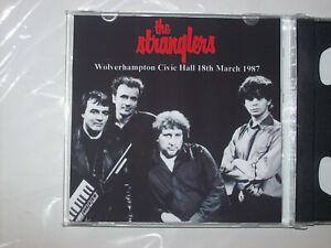 THE STRANGLERS WOLVERHAMPTON 18.03.1987