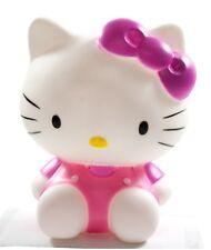 Hello Kitty Money Box Piggy Bank Coin Money Pot White Pink Dress Perfect Gift