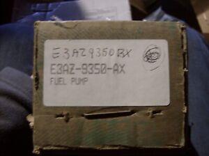 GENUINE FORD FUEL PUMP E3AZ-9350-A AX