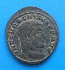 Maxence Maxentius follis AETERNITAS AVG N Ostie Ostia