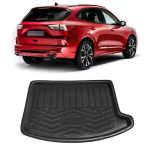 For Ford Escape Kuga 2013-2020 19 18 Car Rear Trunk Tray Liner Cargo Mat Floor