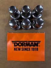 QTY 6: Ford Lincoln OEM Dorman Lug Nuts 7L1Z-1012-A 611-288 FREE PRIORITY