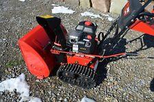 Schneefräse MTD E740F Raupenantrieb, 8PS, 66cm Räumbreite, Elektrostart