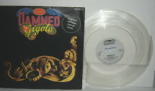 THE DAMNED Gigolo + The Portrait 1986 clear vinyl UK grimt6 Dave Vanian
