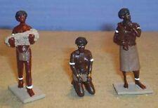 TOY SOLDIERS AFRICA ZULU WAR ZULU WOMEN WORKING 54MM