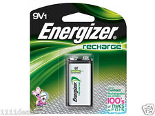 Energizer 9 Volt  9V NiMH Rechargeable Battery