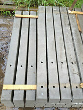 3ft 3inch(1000mm) x 3inch(75mm) x 3 inch(75mm) concrete godfathers/Repair spur