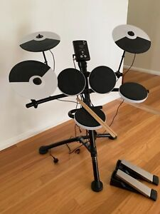 Roland V-Drum kit, electric drums, comes with original receipts and manual