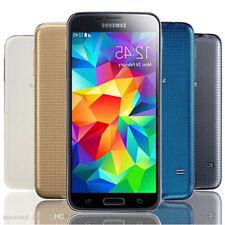 Samsung Galaxy S5 SM-G900A - 16GB - Black & White- AT&T GSM UNLOCKED G900