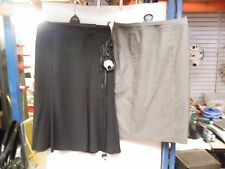 TWO LADIES SKIRTS SIZE 12 LAURA ASHLEY & MARKS AND SPENCER