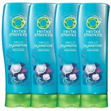 4 Pack x Herbal Essences Conditioner Hello Hydration Coconut Deep Moisture 200ml
