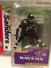 McFarlane Deion  Sanders  NFL Exclusive Baltimore Ravens Black Jersey