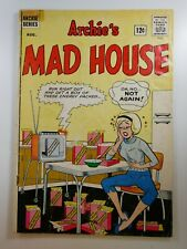 Archie's Madhouse #27 1st Sabrina on Cover!! Awesome VG- Condition!!