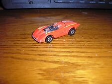 Sweet RARE Vintage 1/64 Hot Wheels ZZ 8 Racer Race Car Red