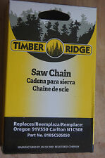 """CHAINSAW CHAIN 3/8"""" Low Profile .050"""" 50 DRIVE LINKS * Timber Ridge  * NEW *"""