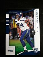 2018 Rookies and Stars #169 Rasheem Green RC SEATTLE SEAHAWKS