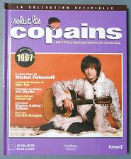 ►SALUT LES COPAINS - COLLECTION OFFICIELLE LIVRE + CD 1967 - POLNAREFF