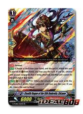 Cardfight Vanguard  x 4 Stealth Rogue of the Silk Umbrella, Shizune - G-TCB02/01