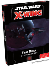 Star Wars X-wing First Order Conversion Kit Fantasy Flight Games Ffgswz18
