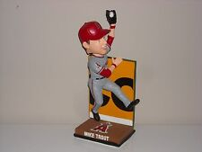 MIKE TROUT Los Angeles Angels Special Bobble Head 2015 Wall Catch Edition New*