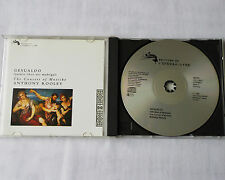 Anthony ROOLEY/GESUALDO Quinto libro di madrigali GERMANY CD L'OISEAU LYRE (1991