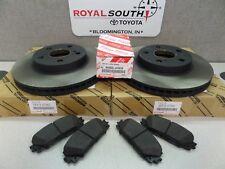 10-15 PRIUS  /& 12-15 PRIUS PLUG-IN OEM Front Brake DISC ROTOR 43512-47040